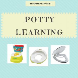 What To Do When Your Toddler Won't Use The Potty