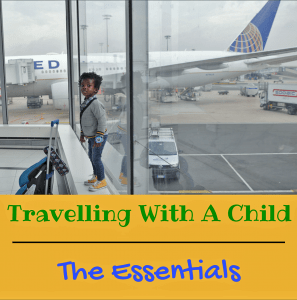 Travel With Kids – Must Have Items