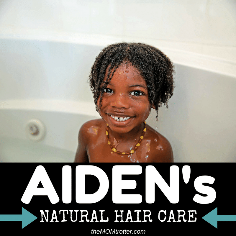 Aiden's Natural Hair Care