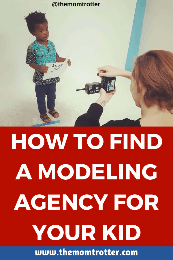 Finding A Reputable Model or Talent Agency To Represent Your