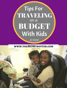 Tips For Travelling On A Budget With Kids