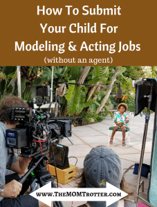 How To Submit Your Child For Modeling And Acting Jobs