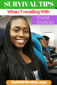Survival Tips When Traveling With Young Children