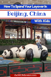 Beijing, China – With Kids (Part 2)