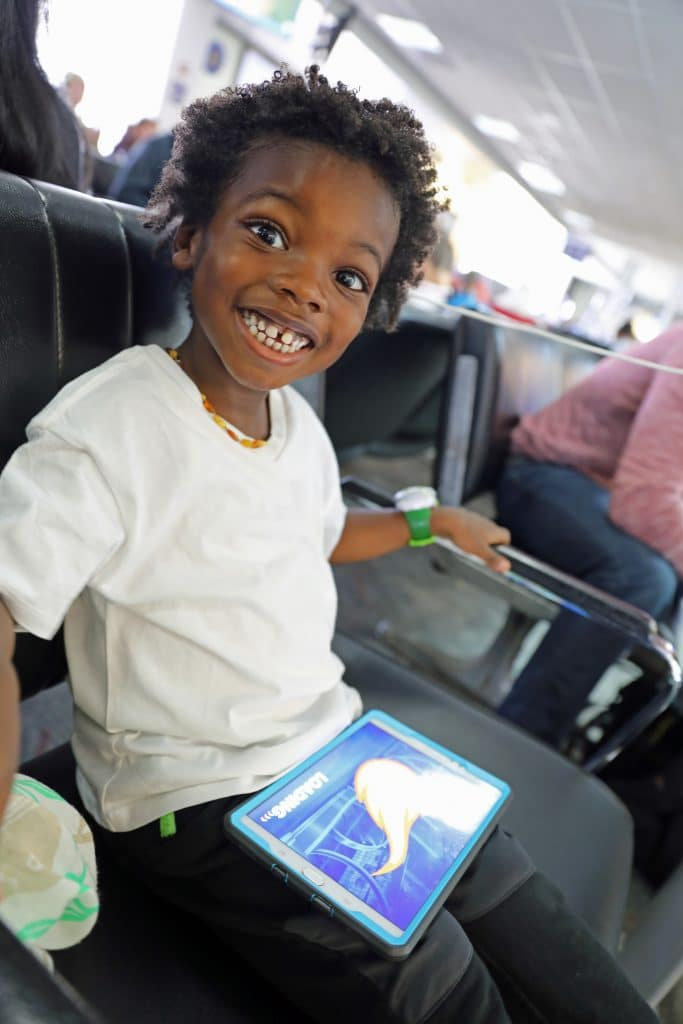 Electronics To Keep Kids Entertained On Flights
