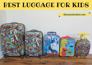 Best Luggage For Kids