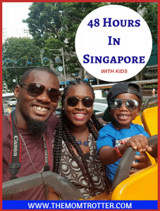 Singapore – With Kids