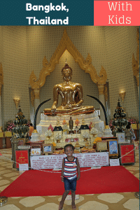 Bangkok, Thailand – With Kids