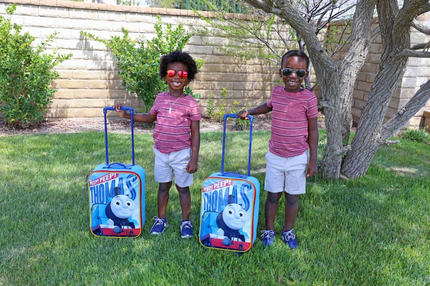 The Best Carry On Luggage For Kids of All Ages
