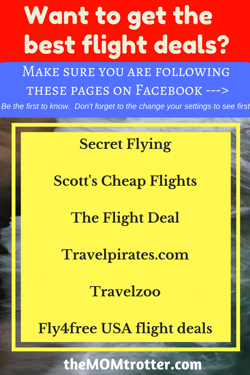 best websites to find cheap flights and error fares