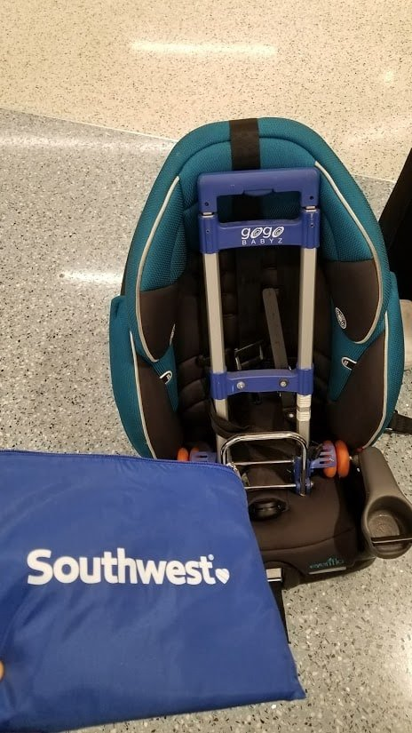 Checking Car Seat At Airport Southwest