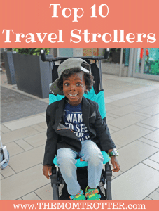 Top 10 Travel Strollers