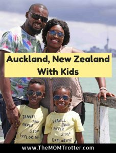 Auckland, New Zealand With Kids