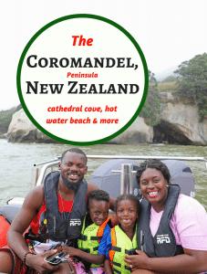 Coromandel Peninsula, New Zealand – With Kids