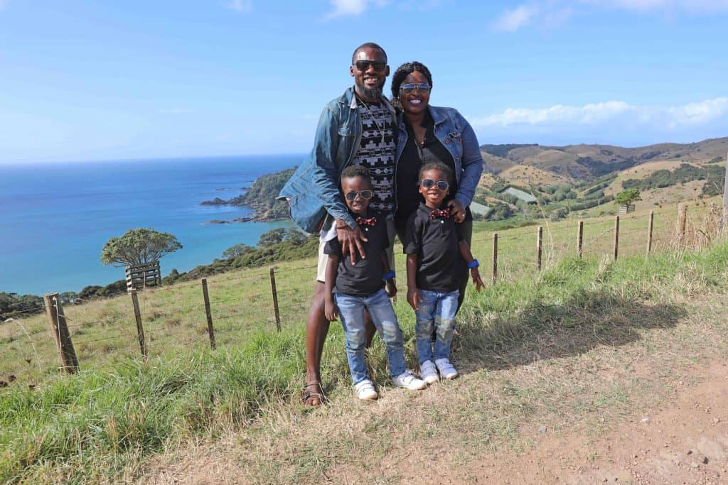 Waiheke Island, New Zealand With Kids
