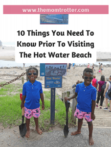10 Things You Need To Know Prior To Visiting The Hot Water Beach