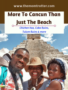 More To Cancun Than Just The Beach With Kids