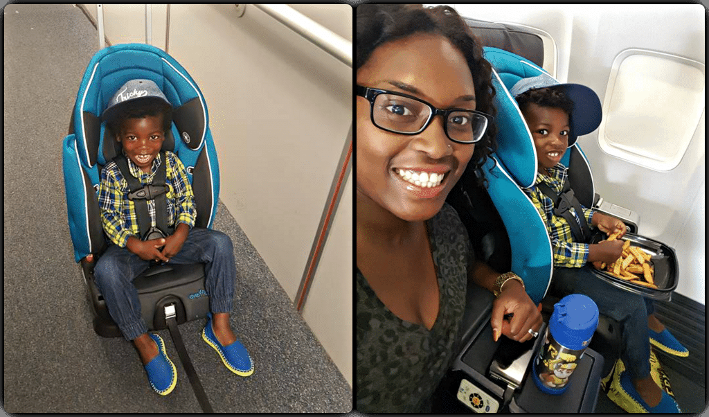 How To Travel With A Car Seat In 2019, Flying With Convertible Car Seat