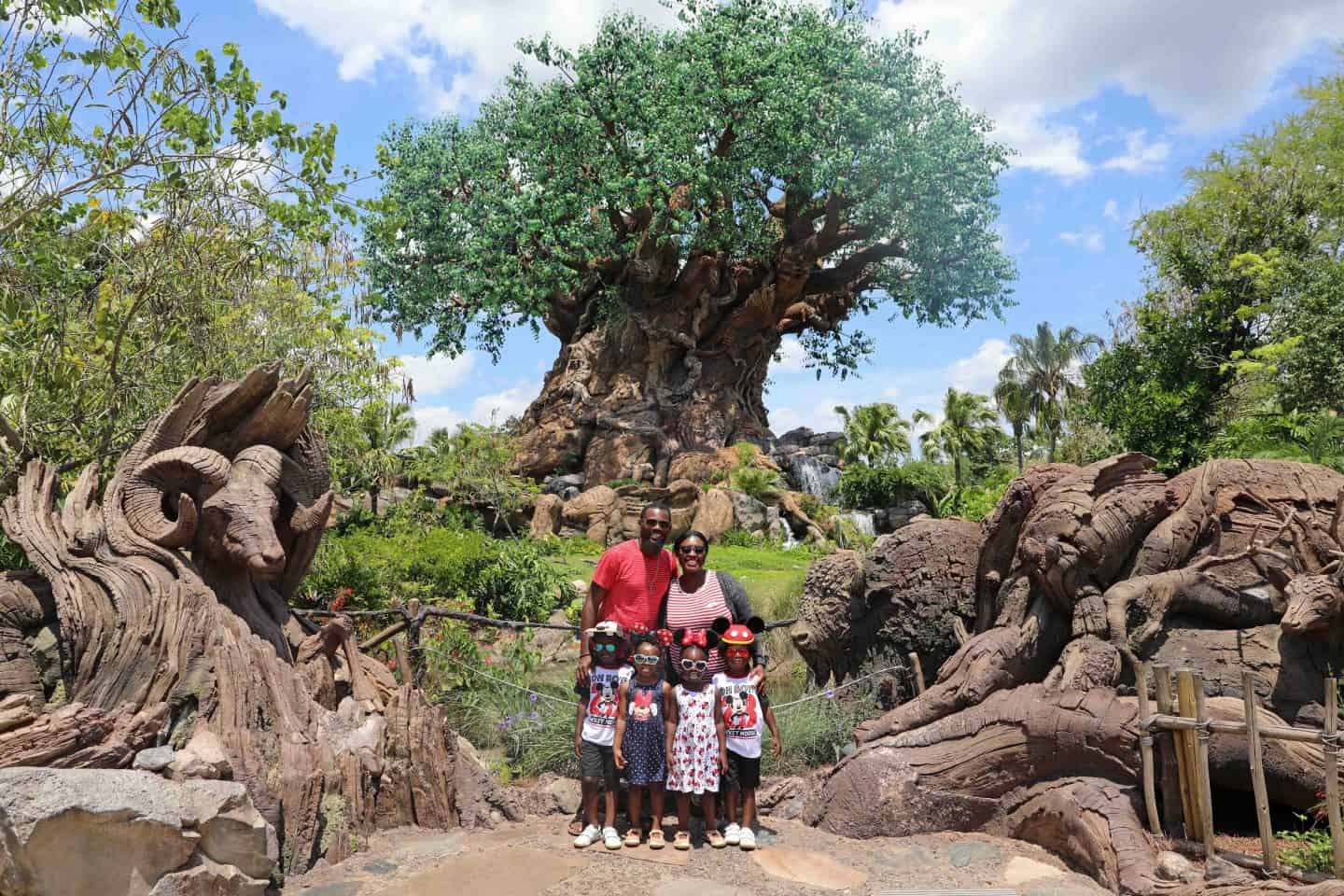 How To Visit Disney's Animal Kingdom in One Day