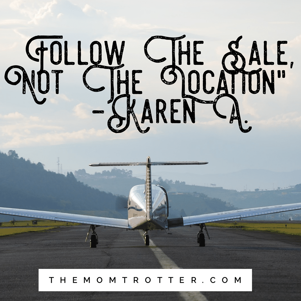13 Proven Ways To Save Money On Flights | The MOM Trotter