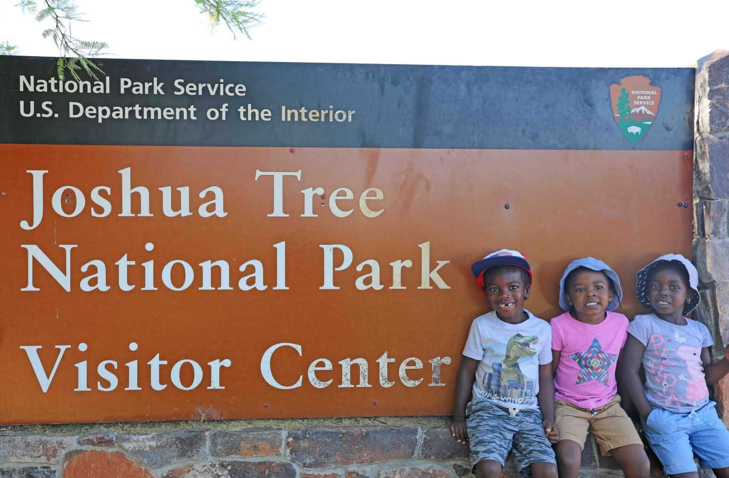 joshua tree national park with kids