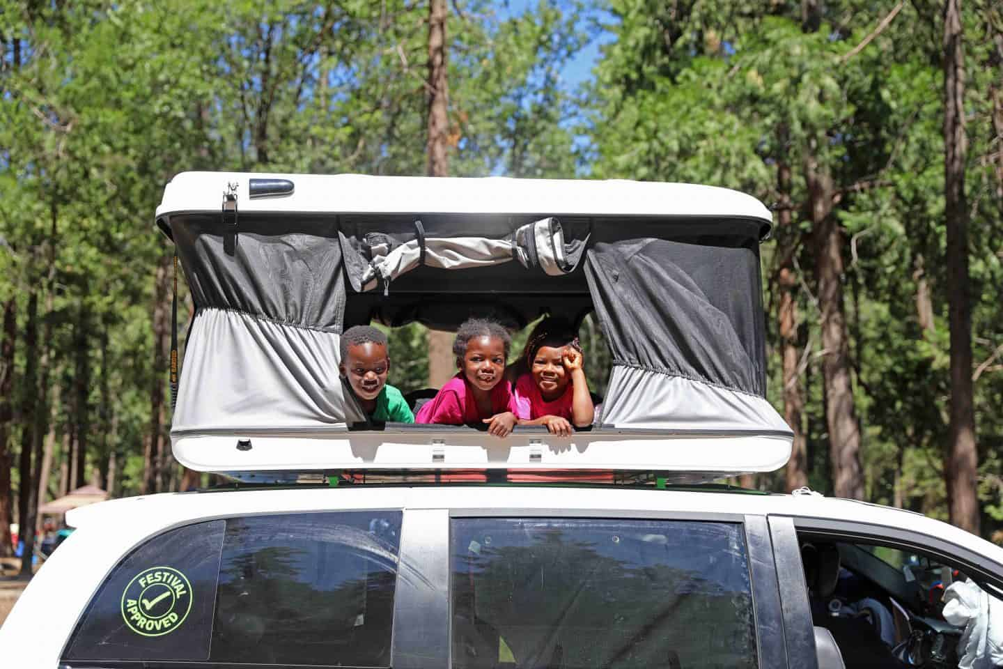 A Guide To Camping With Kids In Yosemite National Park