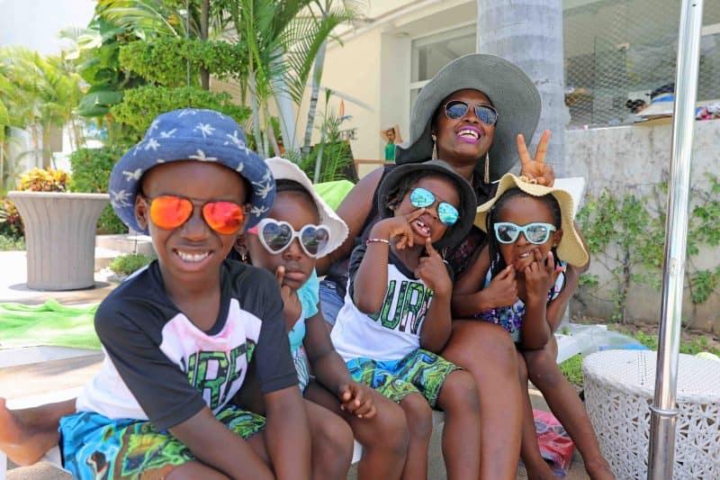 summer time fun in puerto vallarta with kids