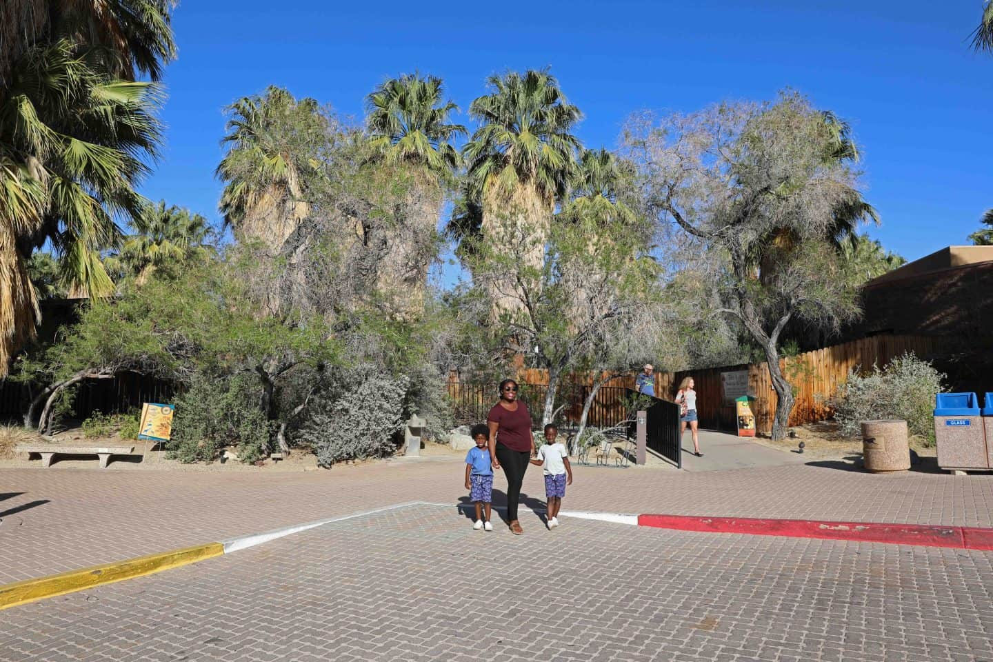 Visiting the The Living Desert Zoo and Gardens