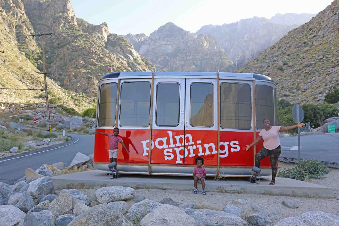 How To Vacation In Palm Springs With Kids