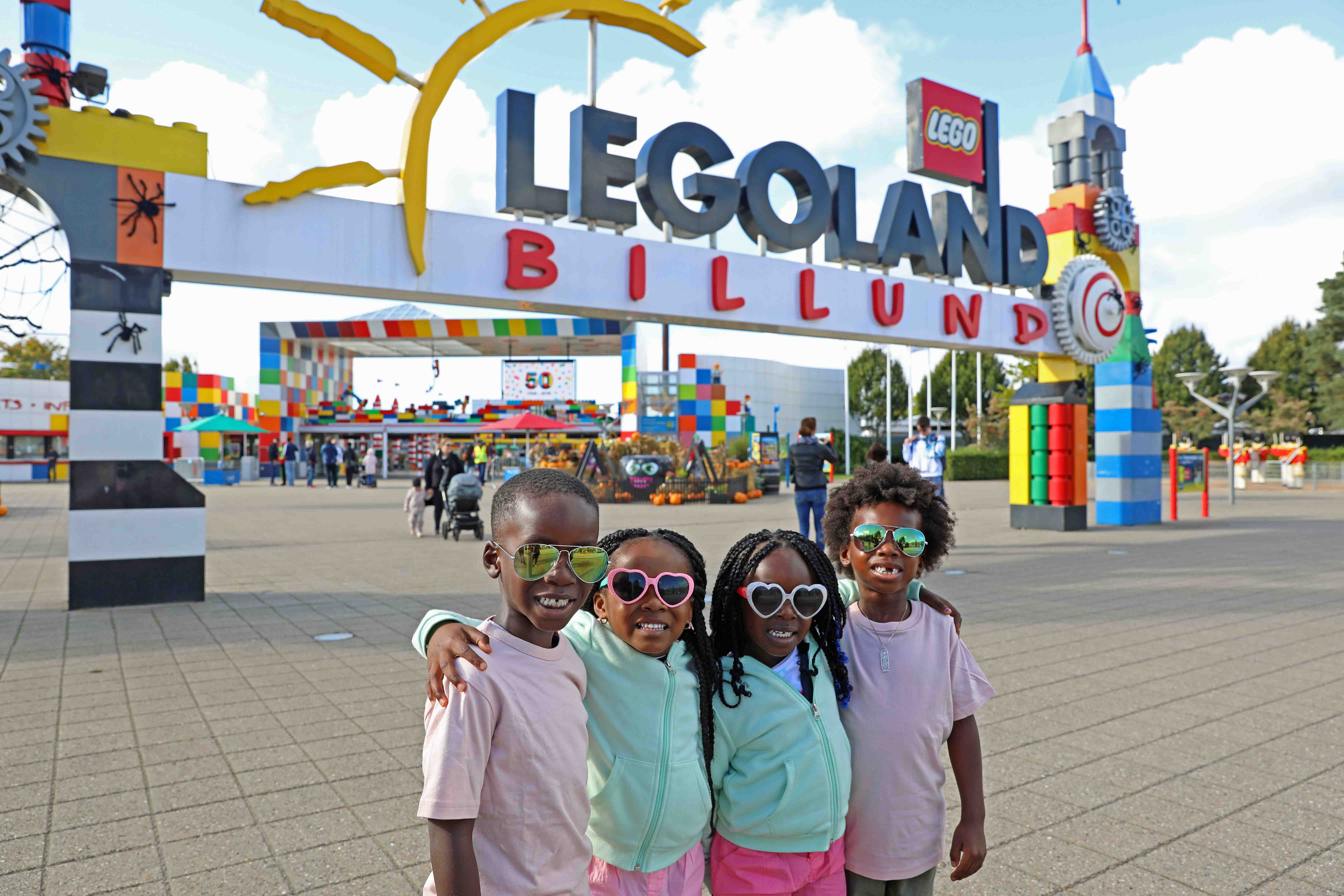 Billund Denmark With Kids: The Original Legoland Theme ...