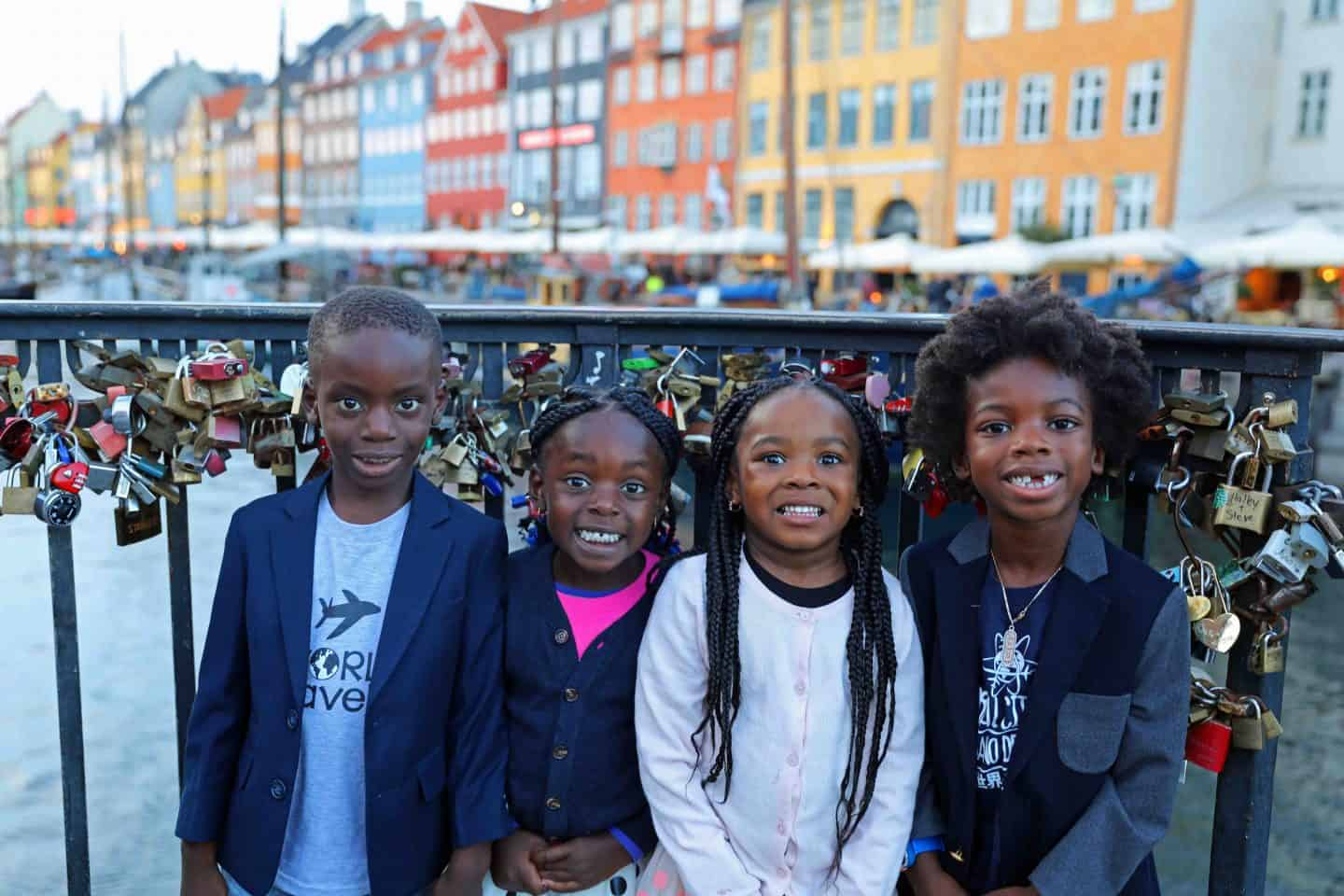 how to travel to copenhagen with kids on a budget