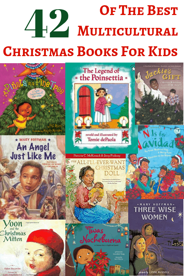42 Of The Best Multicultural Christmas Books For Kids