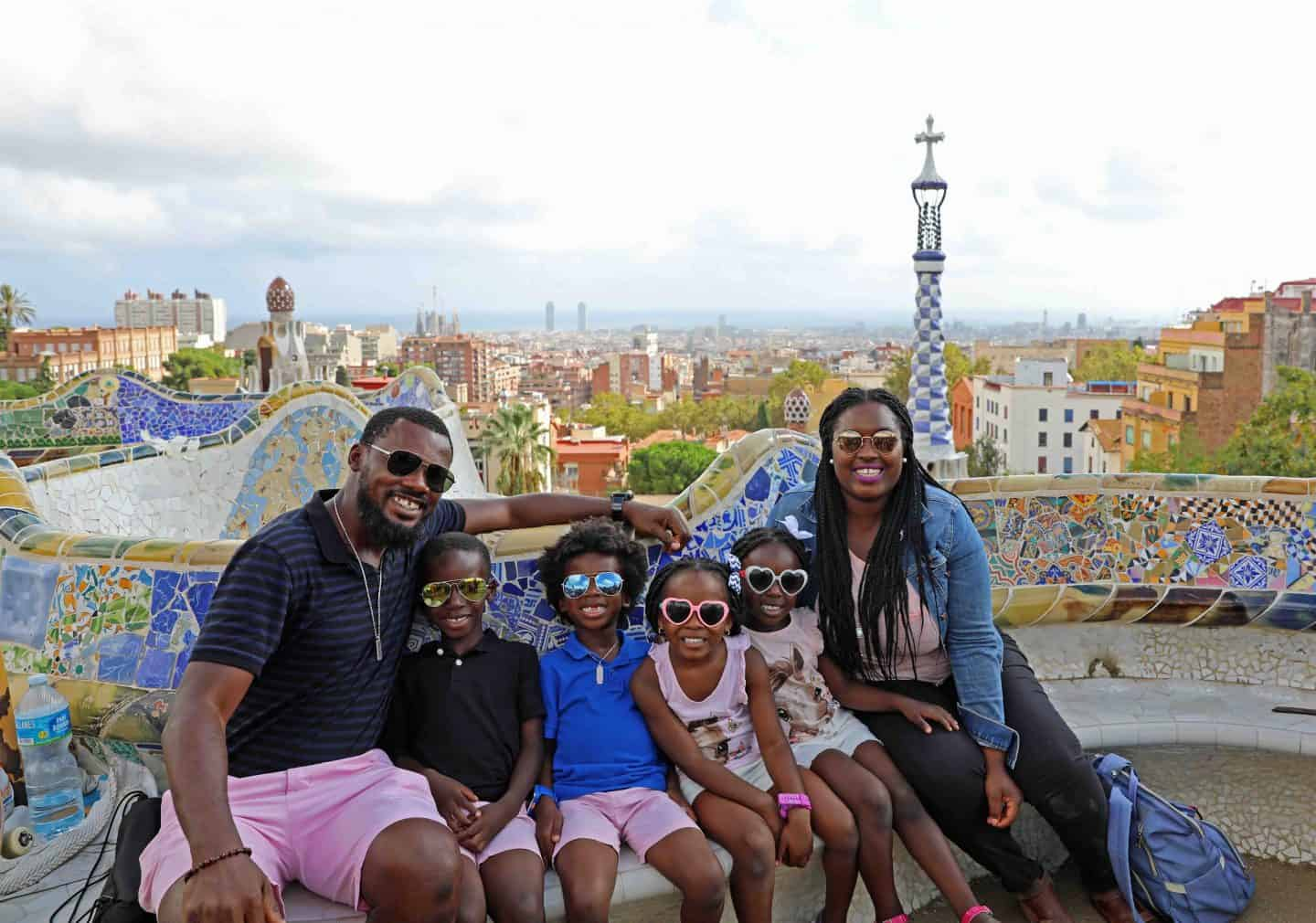 Barcelona With Kids Guide: Where To Stay & Eat + What To Do