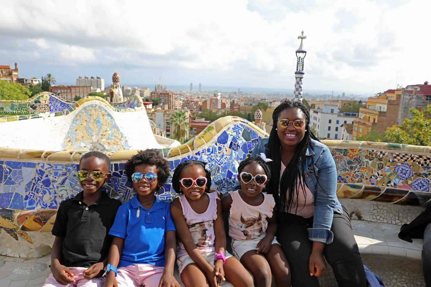 barcelona with kids guide