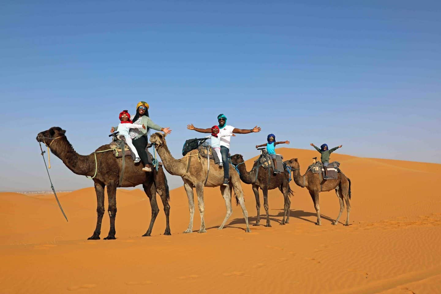Morocco: What You Need To Know About Camping In The Sahara Desert With Kids
