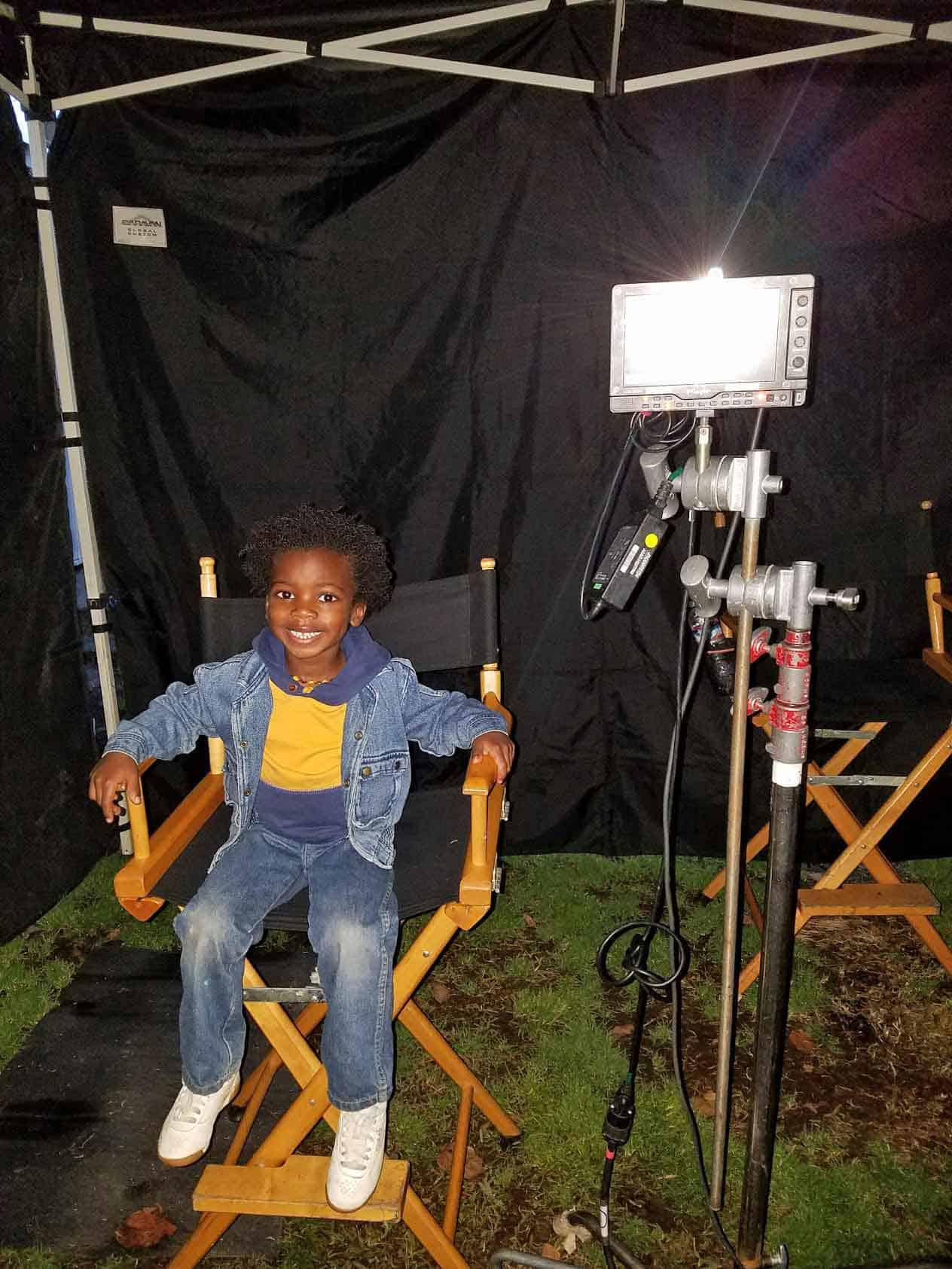 Aiden's First Role In A Film As A Child Actor – Kings