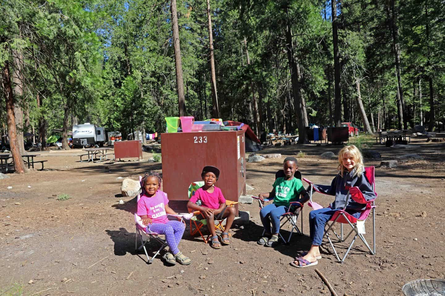 Camping With Kids Checklist – What To Pack