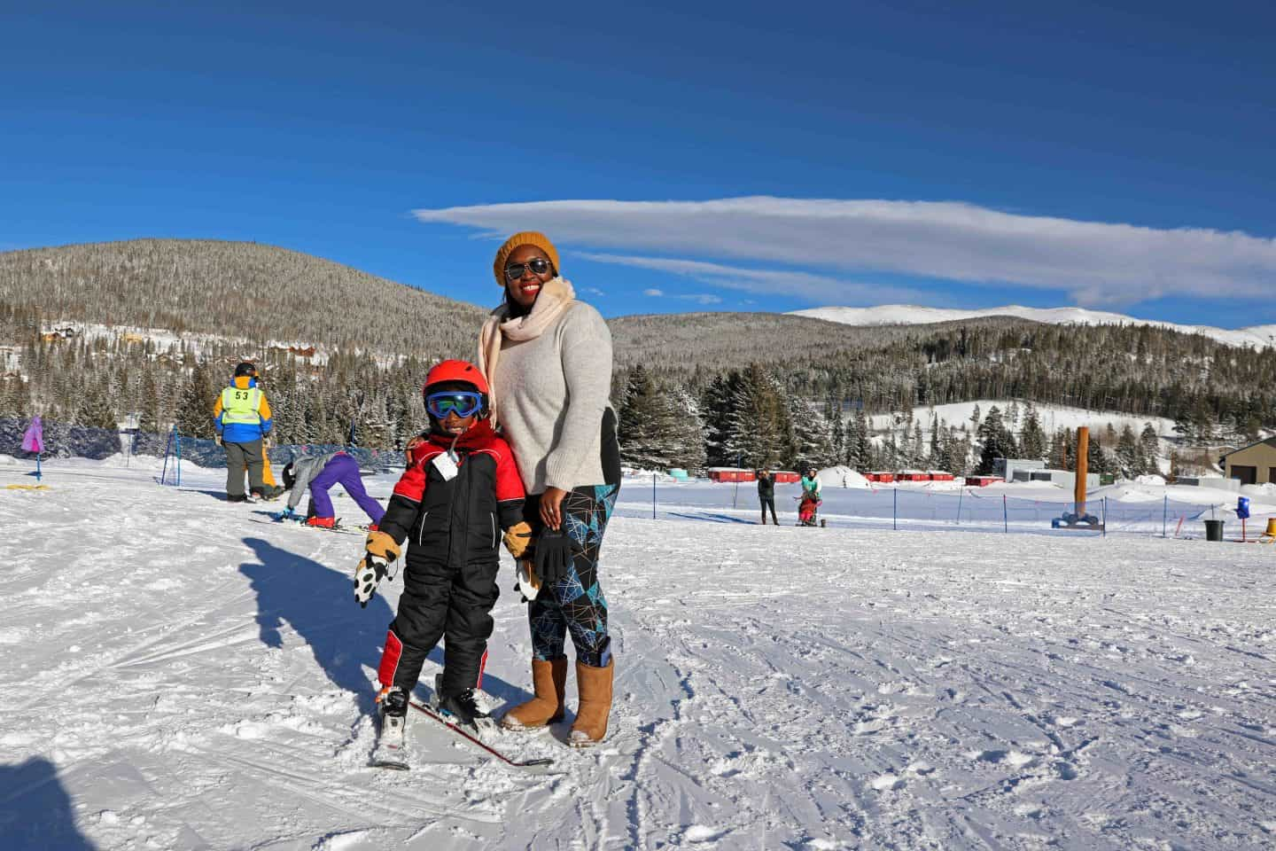 best us states to visit with kids - colorado
