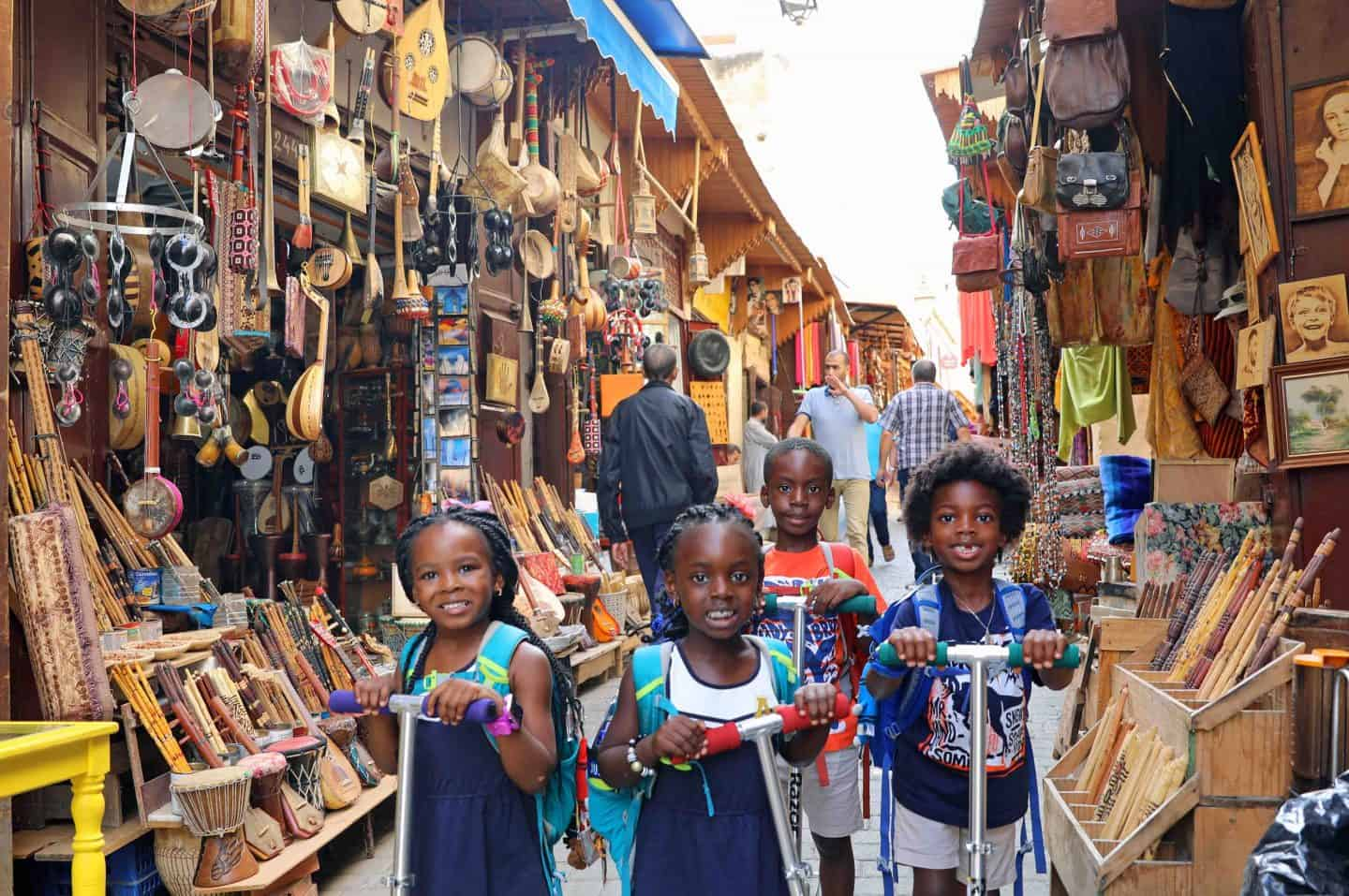 Is It Safe To Visit Fez, Morocco With Kids?