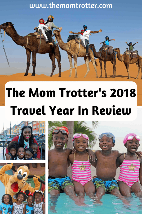the mom trotters travel year in review