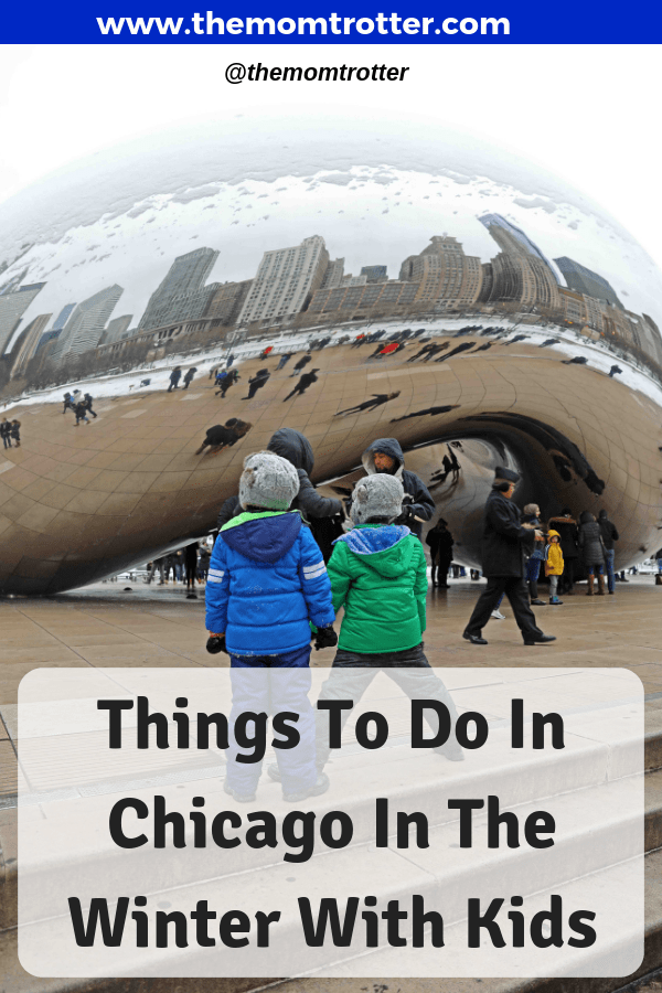 Things To Do In Chicago In The Winter With Kids