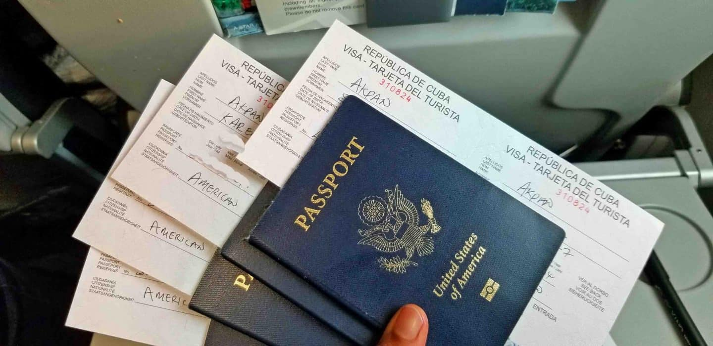 cuba tourist card cuban visa 2