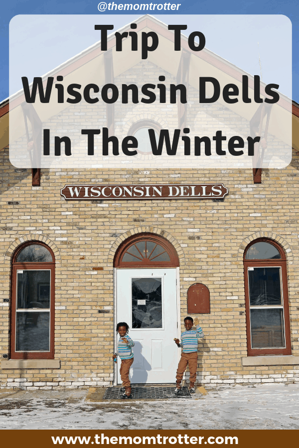 wisconsin dells in the winter