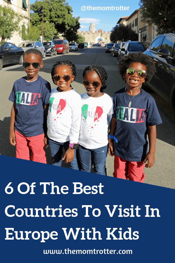 The Best Countries To Visit In Europe With Kids