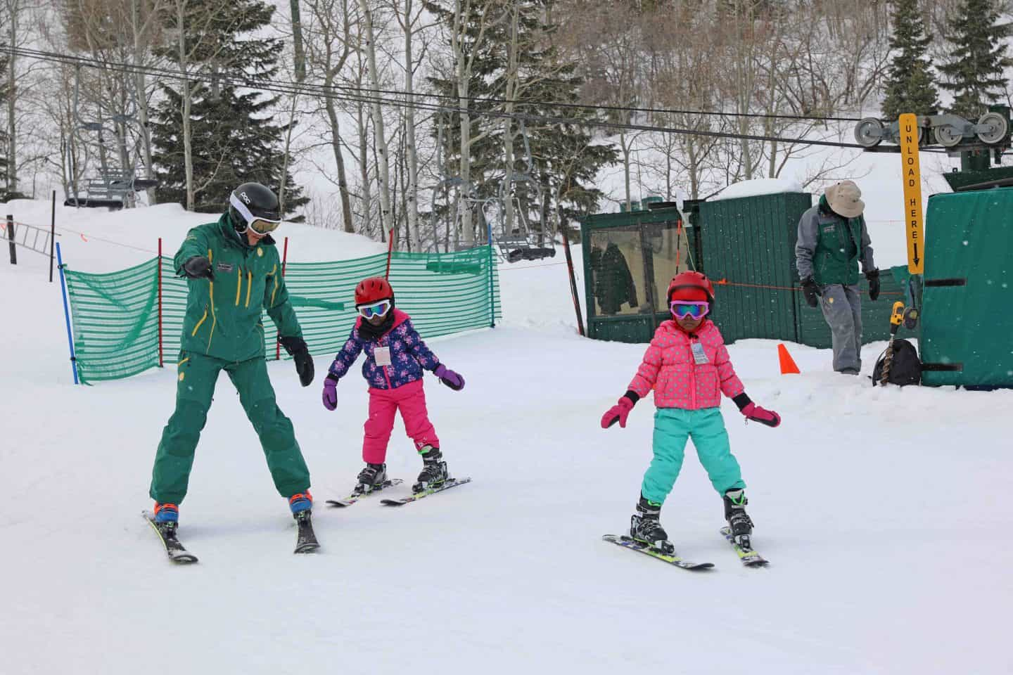 Deer Valley Ski Resort: Skiing With Kids