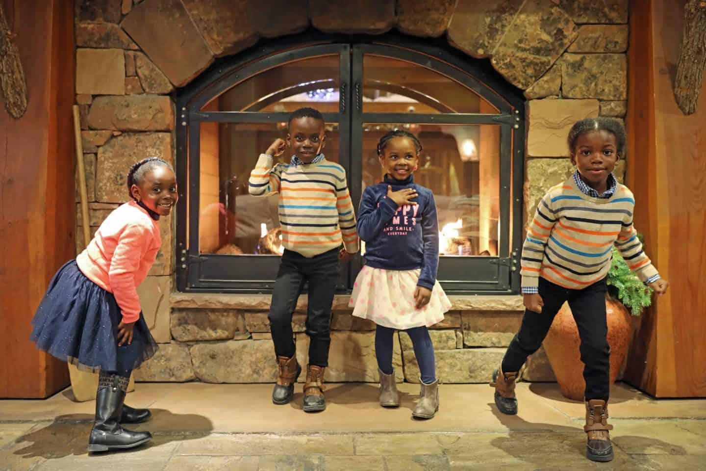 black kids do travel to utah