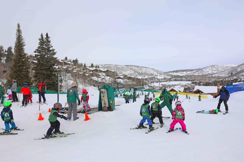 deer valley resort utah ski school
