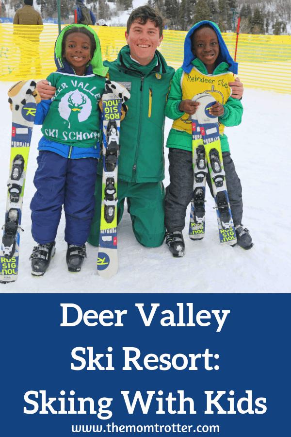 black kids travel, black kids ski