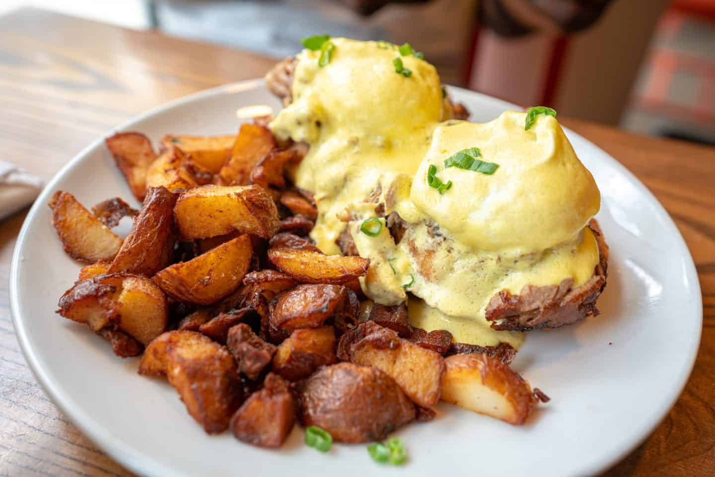 the best eggs benedict