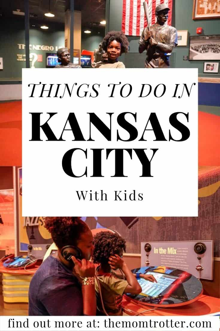 things to do in Kansas city with kids